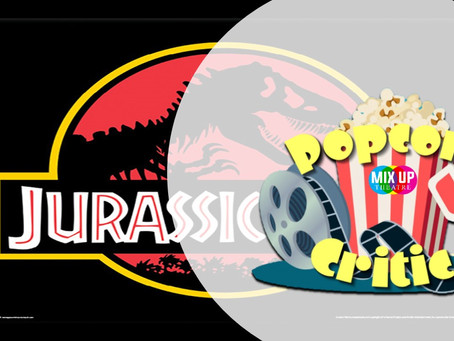 MIX UP SUMMER: POPCORN CRITICS: Jurassic Park - DINO EGG TASK 1