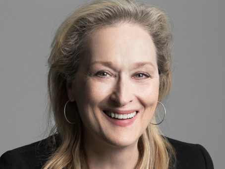 Actor of the Week: MERYL STREEP