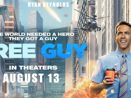 Film REVIEW: Free Guy - ★★★★★
