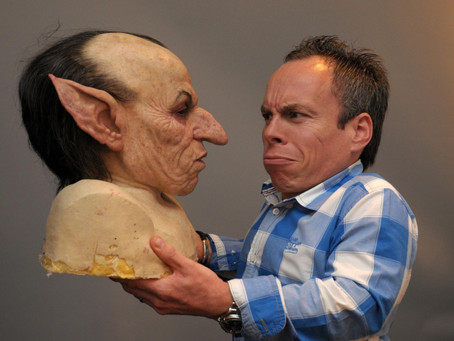 Actor of the Week: WARWICK DAVIS