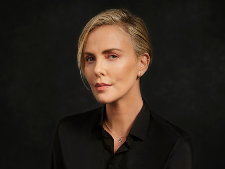 Mix Up Star: CHARLIZE THERON