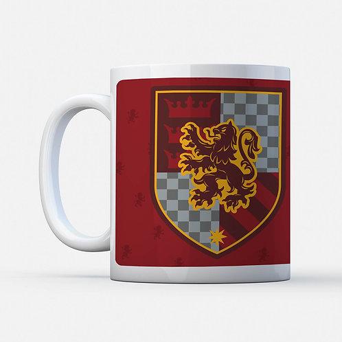 Harry Potter Gryffindor House Mug