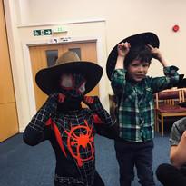 Spider-Cowboy
