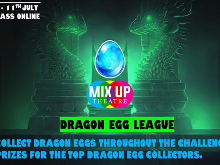 SUMMER ONLINE: Dragon Egg League - The Challenges! - #taskmastermixup