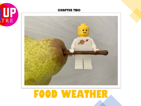 WATCH: Cloudy with a Chance of Meatballs (A Mix Up Theatre Film): Chapter Two - FOOD WEATHER