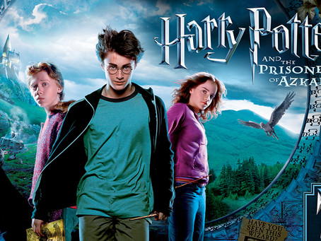 Film REVIEW: Harry Potter and the Prisoner of Azkaban - ★★★★★