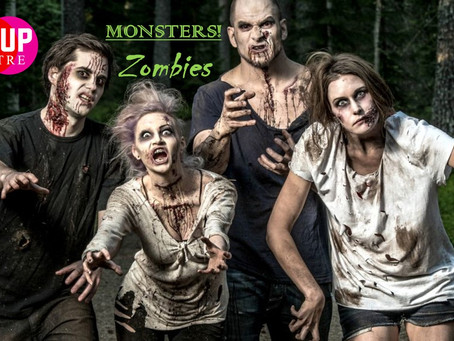 GOOSEBUMPS ONLINE: Monsters!: Zombies