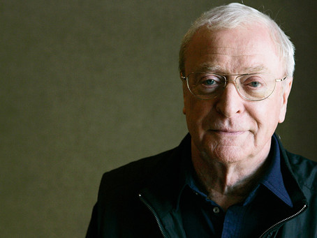 Mix Up Star: MICHAEL CAINE