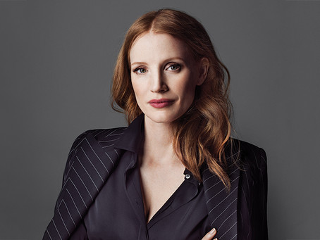 Mix Up Star: JESSICA CHASTAIN