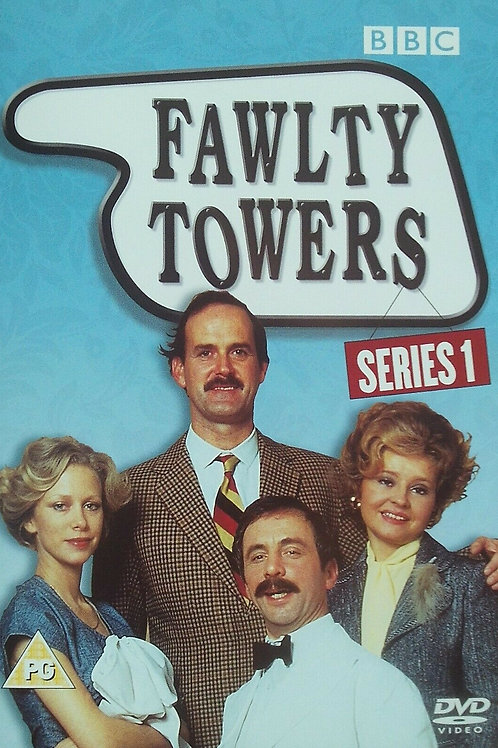 Fawlty Towers - Series 1 - DVD