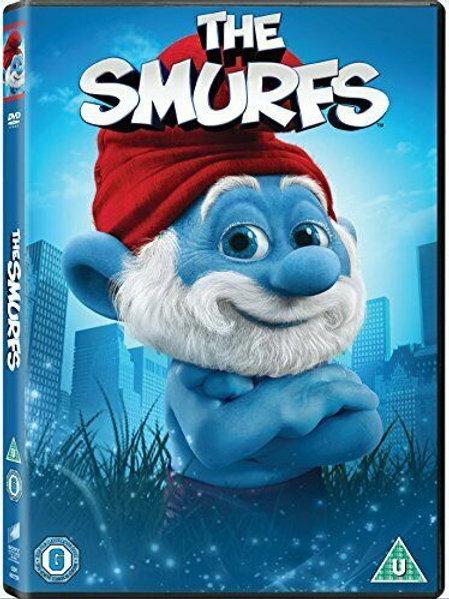 The Smurfs DVD