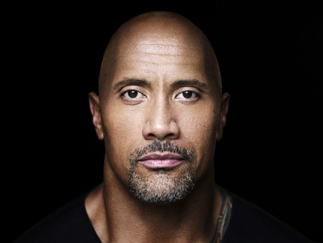 Bald Action Hero Actor of the Week (No.2): DWAYNE JOHNSON (The Rock)