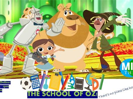 THE SCHOOL OF OZ - Photo Challenge! #taskmastermixup