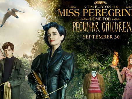 Film REVIEW: Miss Peregrine's Home for Peculiar Children - ★★★★