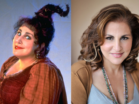 Actor of the Week: KATHY NAJIMY