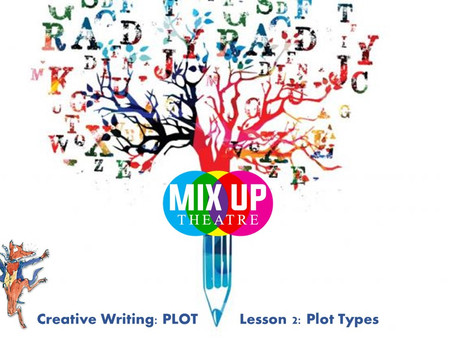 Creative Writing: Plot - Lesson 2: Plot types