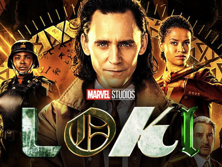 TV Show REVIEW: Loki - ★★★★★