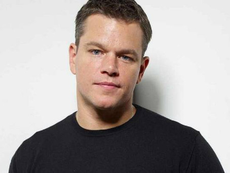 Mix Up Star: MATT DAMON