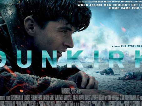 Film REVIEW: Dunkirk - ★★★★★