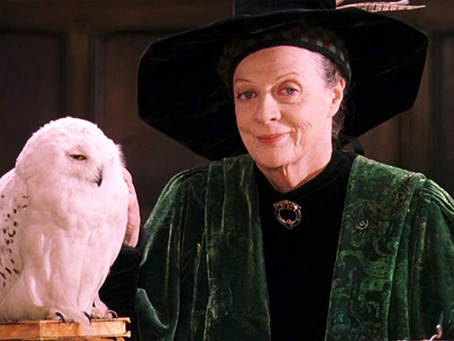 Actor of the Week: MAGGIE SMITH