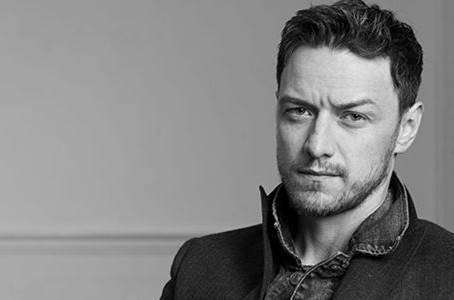 Mix Up Star: JAMES MCAVOY