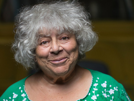 Actor of the Week: MIRIAM MARGOLYES