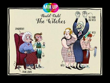 Mix Up Movie: The Witches