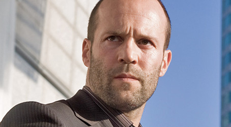 Bald Action Hero Actor of the Week (No.3): JASON STATHAM
