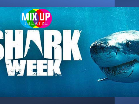 Shark Week - #taskmastermixup Challenge!