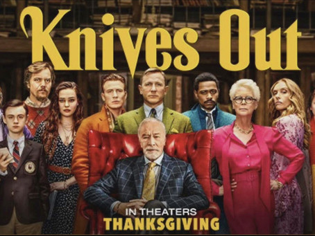 Film REVIEW: Knives Out - ★★★★★
