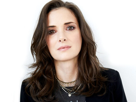Mix Up Star: WINONA RYDER