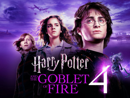 Film REVIEW: Harry Potter and the Goblet of Fire - ★★★★★