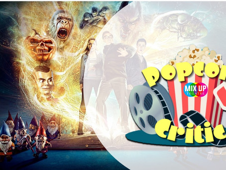 GOOSEBUMPS ONLINE: POPCORN CRITICS: Goosebumps - Pumpkin Points!