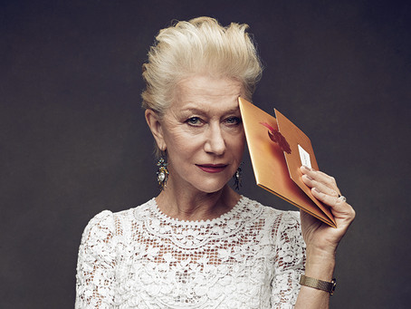 Actor of the Week (National Treasure No.3): HELEN MIRREN