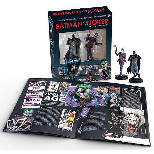 Eaglemoss DC Comics Batman and The Joker Special Edition Paperback