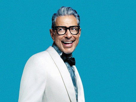 Mix Up Star: JEFF GOLDBLUM
