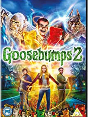 Goosebumps 2 DVD