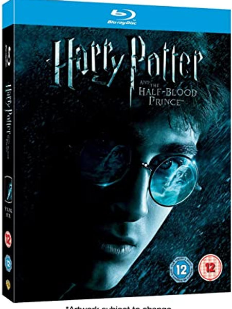 Harry Potter and the Half-Blood Prince DVD + BLU-RAY