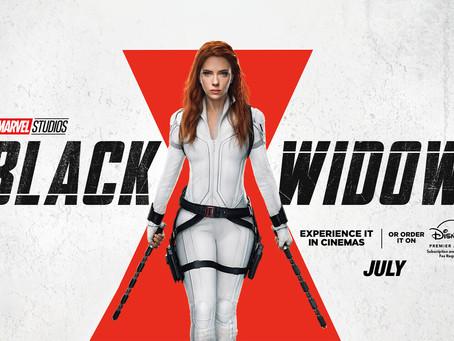 Film REVIEW: Black Widow - ★★★★★