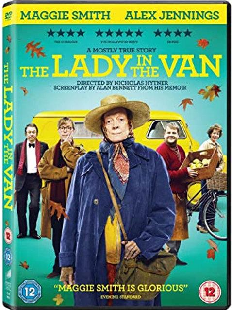 The Lady in the Van DVD