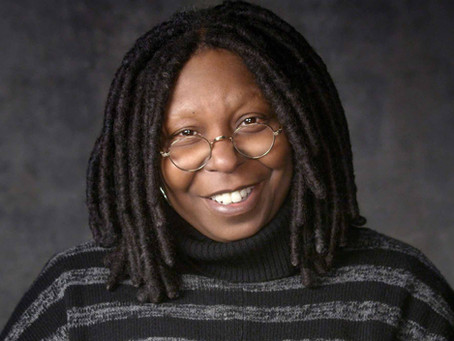 Actor of the Week (Female): WHOOPI GOLDBERG