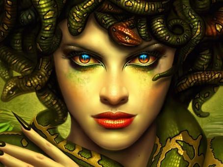 SUMMER CAMP - Greek Myths & Legends - Medusa