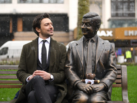 Park Bench with Mr. Bean - Comedy Week