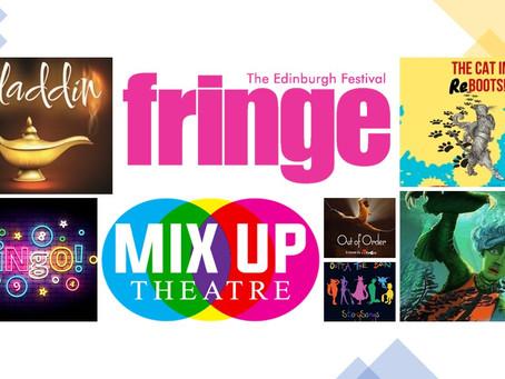 Mix Up Fringe Festival Camp - 5-11s