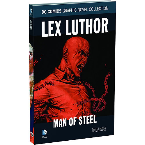 DC Comics Graphic Novel - Lex Luthor: Man of Steel