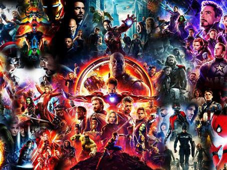 Marvel Cinematic Universe!