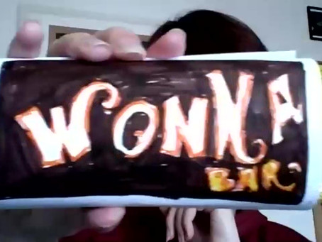 SUMMER ONLINE: Make a Wonka Bar