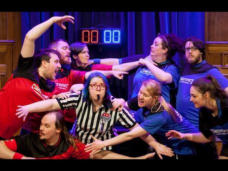 Theatre REVIEW: ComedySportz Lockdown Laughs - ★★★★★
