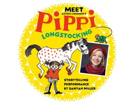 Fringe REVIEW: Meet Astrid Lindgren's Pippi Longstocking - ★★★★★