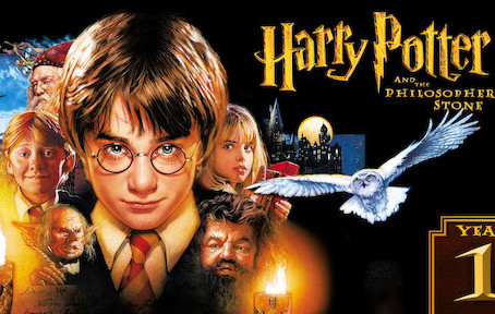 Film REVIEW: Harry Potter and the Philosopher's Stone - ★★★★★